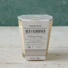 old fashioned scented candle (from Terrain) - my home needs this!