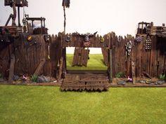 Ork fort
