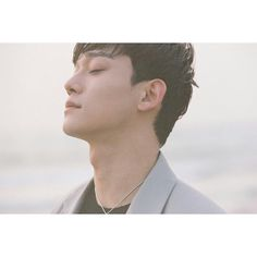 Chen April, and a flower Close Up, Dry Sand, Exo Chen, Falling From The Sky, Kim Jongdae, Flowers, Kpop, Babies, Beautiful