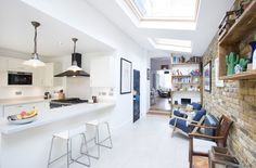 Peckham, SE15 Side Return Extensions Project | BuildTeam