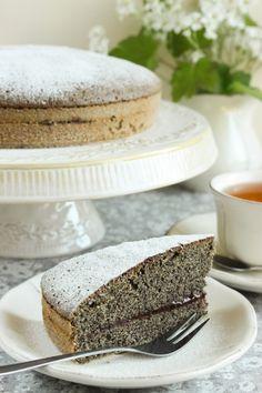 Gluténmentes máktorta Paleo, Tej, Bakery, Cukor, Pudding, Poppy, Food, Diet, Meal