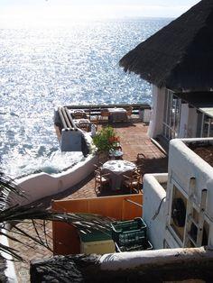 Terraza Hotel Jardín Tropical, Costa Adeje Tenerife