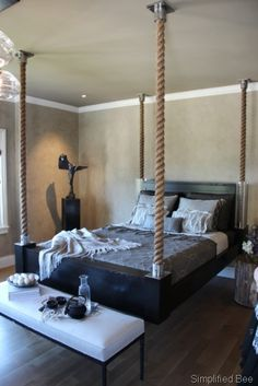 Charmant Hanging Bed   Google Search Hanging Porch Bed, Hanging Beds, Hanging  Furniture, Cool