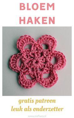 Holly Hobbie, Crochet Flowers, Knit Crochet, Crochet Earrings, Crochet Patterns, Diy Crafts, Boho, Sewing, Knitting