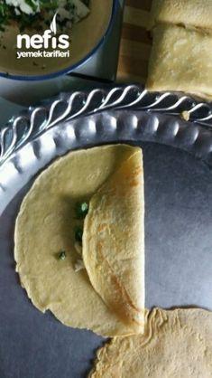 Krep Börek - Nefis Yemek Tarifleri - #3140808 Mexican, Ethnic Recipes, Food, Recipes, Essen, Meals, Yemek, Mexicans, Eten
