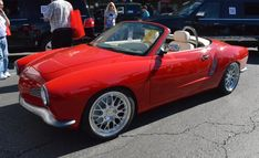 Porsche Customizer Puts a 1972 Kharmann Ghia Body on a Boxster S - NASIOC