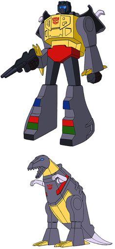 Grimlock - Dinobot