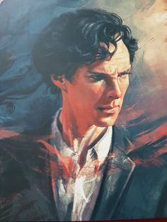 The Science of Johnlock — The steel book artwork is rather gorgeous.