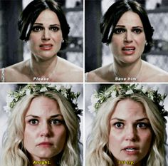 "Emma Swan and Regina - 5 * 2 ""The Price"""