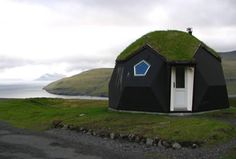 Kvivik Igloo, Kvivik, Faroe Islands