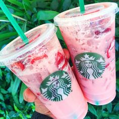 There's a new trendy drink in town and Starbucks is owning it. The pink drink that has been all over Instagram has been capturing people's attention and hearts. Read more about the ingredients in this pretty pink mix and this will definitely be your new go-to refresher.