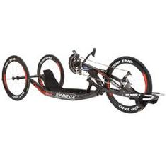 New Invacare Top End Force CX Carbon Handcycle
