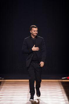 always amazing Dior Homme Fall 2016 Menswear Fashion Show