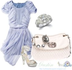 Cinderella, created by stacy-gustin on Polyvore