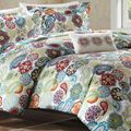 Mizone Asha 4-piece Printed Paisley Polyester Microfiber Comforter Set | Overstock.com