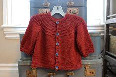 simple baby cardigan knitting pattern