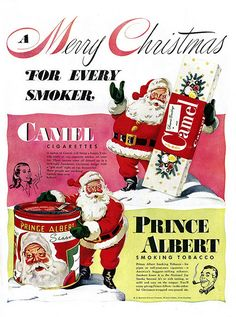 A Merry Christmas for Every Smoker #advertisement