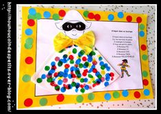 Mardi Gras Activities, Theme Carnaval, Tapas, Petite Section, Business For Kids, Blog, Origami, Crafts For Kids, Carnival