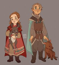"inimeitiel: "" Rose and Bryce Theirin, Marinelle Hawke, Anais and Elijah Rutherford "" Fantasy Character Design, Character Creation, Character Design Inspiration, Character Concept, Character Art, Concept Art, Dnd Characters, Fantasy Characters, Character Portraits"