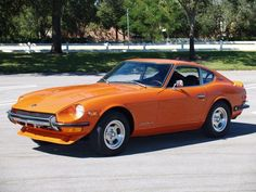 Learn more about Big Dollar Restoration: 1970 Datsun on Bring a Trailer, the home of the best vintage and classic cars online. Datsun 240z, Datsun Car, Nissan Z Cars, Toyota 2000gt, Japanese Sports Cars, Classic Cars Online, Mazda, Vintage Cars, Cool Cars