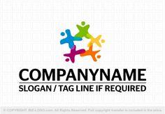 Pre-designed logo 2890: People Logo
