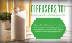 There are lots of different ways to diffuse, so let's talk about the most effective methods.