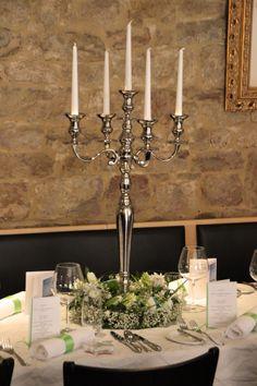♥♥♥ Schöner Kerzenständer / Kerzenleuchter mieten http://www.weddstyle.de/kerzenstaender-mieten.html