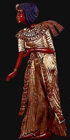Ankhesenamun,Wife of Tutankhamun, Daughter of Akhenaten