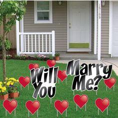 Will You Marry Me? - Yard Card Announcement Set - Get Eng... https://www.amazon.com/dp/B00546FCTE/ref=cm_sw_r_pi_dp_s29FxbC6GF2RB