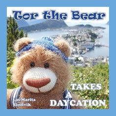 Tor the Bear Takes a Daycation One Summer, English Book, Fishing Rod, Book Format, My Children, Book Series, Childrens Books, Take That, Vacation