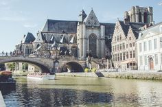 georges-et-georgetteweek-end-belgique-gent-152 Bruges, Cologne, Cathedral, Building, Travel, Belgium, Viajes, Buildings, Cathedrals