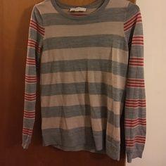 Loft striped sweater size small Loft striped sweater size small LOFT Sweaters Crew & Scoop Necks