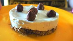 Cheesecake, Dolce, Pudding, Fitness, Desserts, Food, Tailgate Desserts, Deserts, Cheesecakes