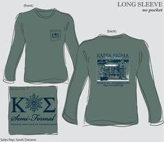 Kappa Sigma Semi-Formal shirt @geneologie #morganrow #fraternity #kappasigma #semiformal