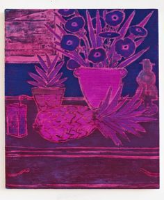 ART BLOG ART BLOG: John McAllister, stellar crash the sea @ Carl Freedman Gallery