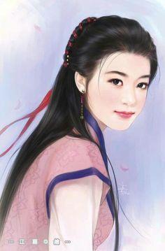 """Résultat de recherche d'images pour """" portraits peinture chinoise"""""""