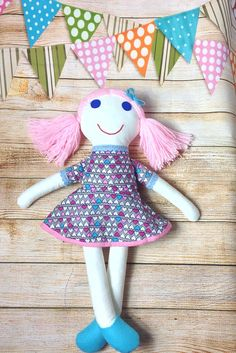 Soft Doll Fabric Doll Cloth Doll First Doll by Wholesome Pictures, Selling On Pinterest, Soft Dolls, Handmade Gifts, Etsy Handmade, Mild Soap, Fabric Dolls, Girl Gifts, Baby Shower Gifts