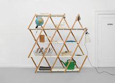 Set Shelving System - http://www.differentdesign.it/2013/07/25/set-shelving-system/