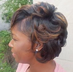 Professional cut & color – Hairstyles For All Medium Hair Styles, Curly Hair Styles, Natural Hair Styles, Short Bob Hairstyles, Cute Hairstyles, Black Hairstyles, Pressed Natural Hair, Relaxed Hair, Hair Hacks