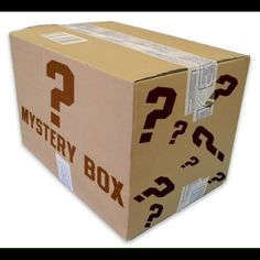 MYSTERY BOXES are back!! Look around my closet. Like my style? I have hundreds of items not yet listed. Take a chance and you will get SIX! Items hand picked by me! All you need to do is leave me a comment as detailed as you wish about your size, color, and other preferences (tops, vintage, etc). I will do the rest of the work.  Reposh value of over 100$ if you aren't completely in love! Also available in mini (3 for $18.00) and jumbo (18 for $50.00) leave me a comment and I will make a…