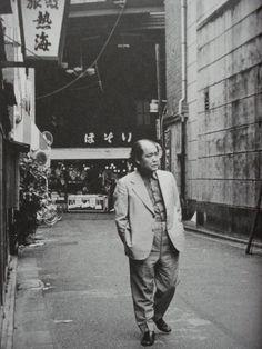buraiha no syosetsuka (novelist of outlaw faction):無頼派小説家-阿佐田哲也さん