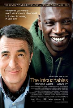 The Intouchables - Just saw it today... definitely a new favorite. Funny and touching, one of my favorite combinations.