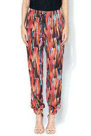 Silky Geo Pants
