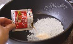 Make Your Own Sourdough Starter | my kitchen addiction