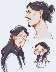 SAINT YOUNG MEN ! Jesus Christ, son of God. Pretty cool on the Curriculum Vitae, isn't it ? ;)