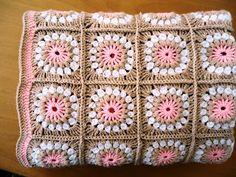 Beautiful colors! #crochet