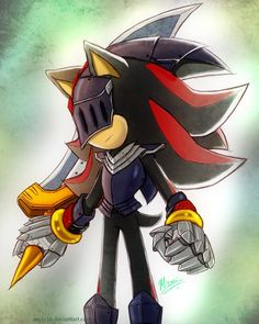 Shadow the Hedgehog - Sir Lancelot - Sonic and the Black Knight