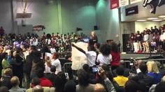 AFRICAN AMERICAN REPORTS: #BlackLivesMatter Protesters Crash Hillary Clinton's HBCU Rally!