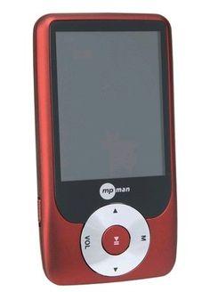 Sein Sensor zeichnet Fotos mit einer Auflösung von 1600 Pixeln und Videos mit 640 Pixeln auf.  Darüber hinaus verfügt der MP249 über einen FM-Tuner und einen microSD-Slot zur Erweiterung des internen Speichers.