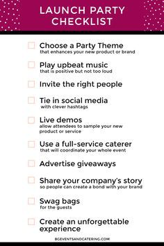 We have gathered 10 key items to make sure your event has a memorable and effective introduction to your guests.